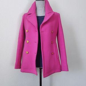 J. Crew Majesty Wool Coat
